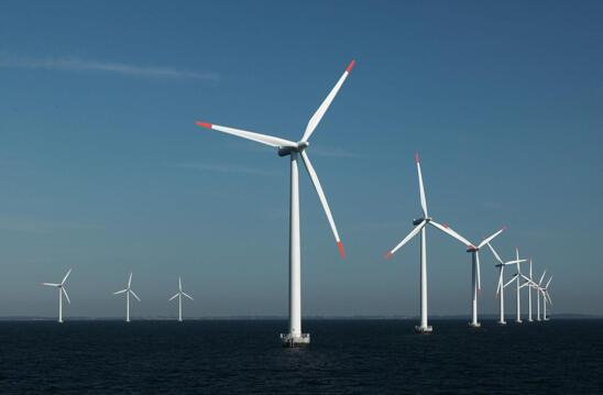 全球海上风电热度空前,上半年投资暴涨超3倍