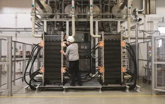 氢能经济的曙光