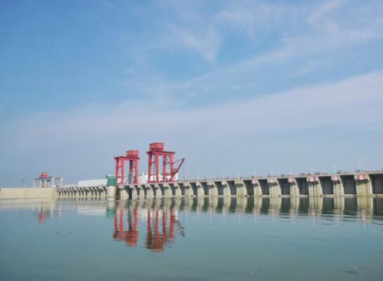 大藤峡水利枢纽到达52米最高蓄水位