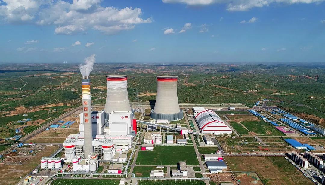 """赵石畔煤电2020年""""陕电外送""""电量突破60亿千瓦时大关"""