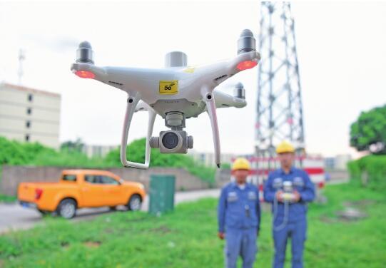 广州5G条件下23类智能电网典型业务场景应用将于年底前完成