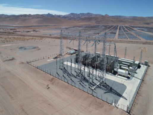 阿根廷胡胡伊高查瑞光伏电站项目实现并网发电