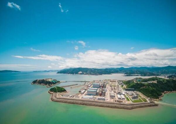"""宁德核电有效提升公众""""绿水青山就是金山银山""""生态理念"""