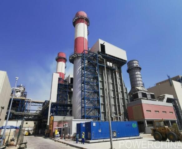 科威特阿祖南三期电站项目正式进入商业运行