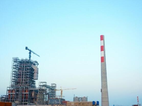 巴基斯坦最大褐煤电站项目发电机转子穿装工作顺利完成
