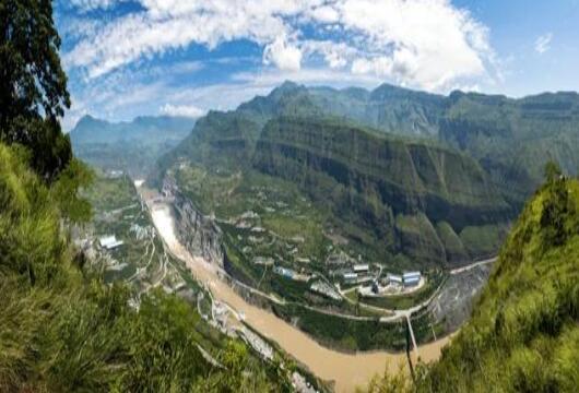 溪洛渡水库成功应对建库以来最大洪峰