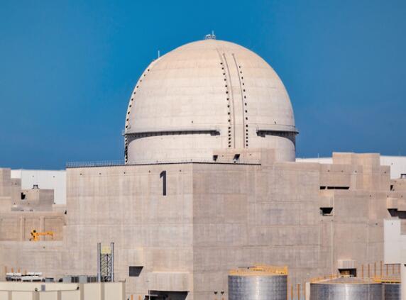 中东地区首个核电站1号核反应堆发电能力达到50%
