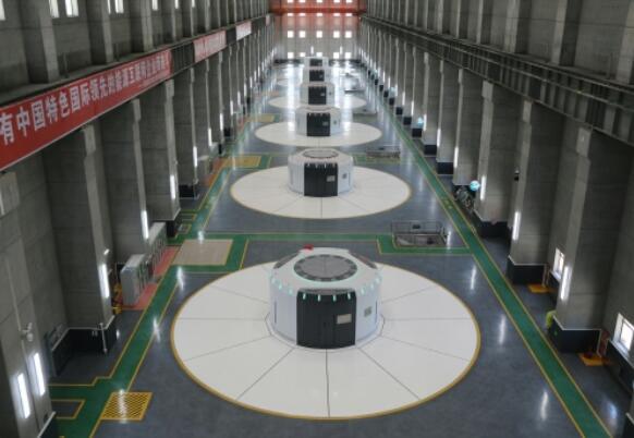 丰满水电站(重建)工程6台机组全部投入商业运行