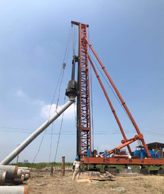 宁波杭州湾新区滨海新城首座110千伏变电站开工