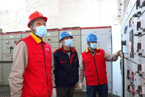 国网伊犁供电公司贴心服务供暖企业