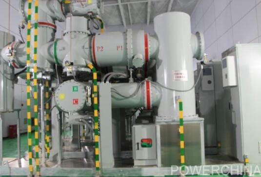 青海果洛科赛110千伏变电站竣工投产