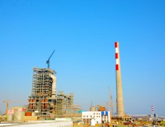 巴基斯坦最大褐煤电站项目锅炉水压试验一次成功