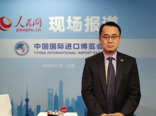 进博会专访GE中国总裁兼首席执行官向伟明