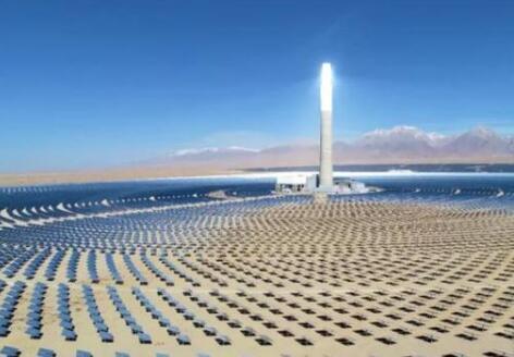 青海中控德令哈50MW光热电站月度发电量创新高