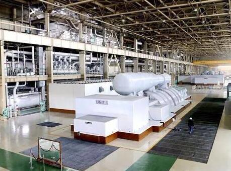 东方电气助力世界最大单体综合能源基地