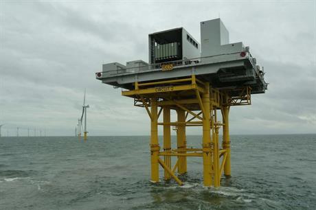 德国莱茵出售英国Humber Gateway海上风电场49%股权
