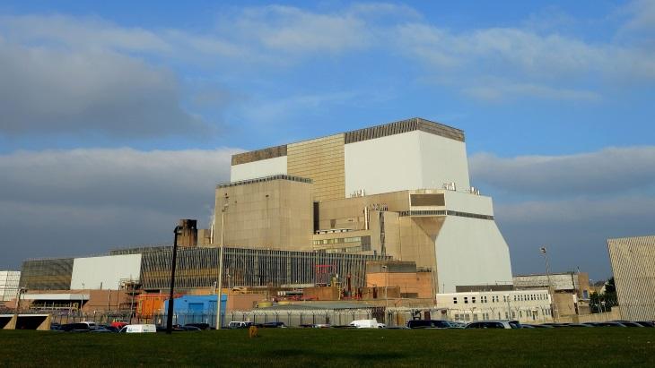 英国Hinkley Point B核电站最迟于2022年7月退役