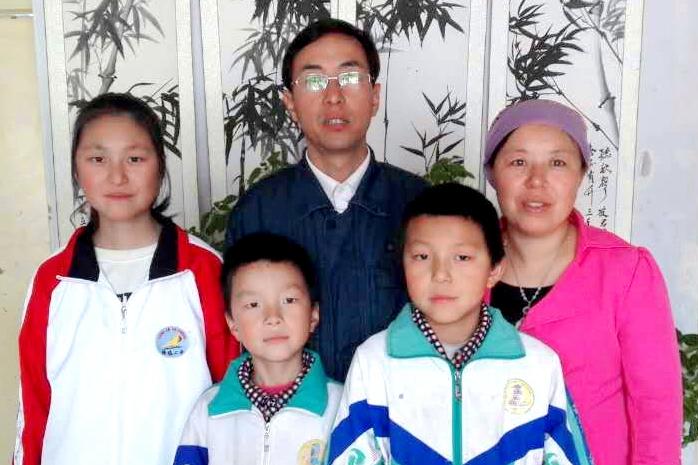 【全国文明家庭】国网隆德县供电公司咸国平家庭