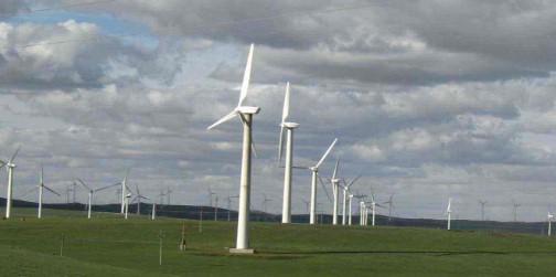 河南12月份近96座风电项目拟投产并网