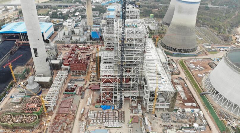 积跬步以至千里 秉匠心以筑精品——中国能建安徽电建一公司瑞金百万项目工地一日纪实