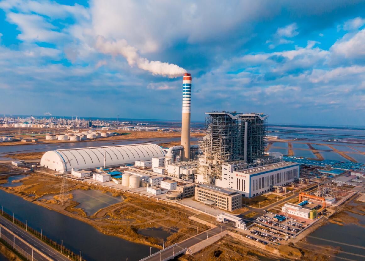 """大唐东营发电有限公司圆满完成两台百万千瓦机组""""双投""""目标"""