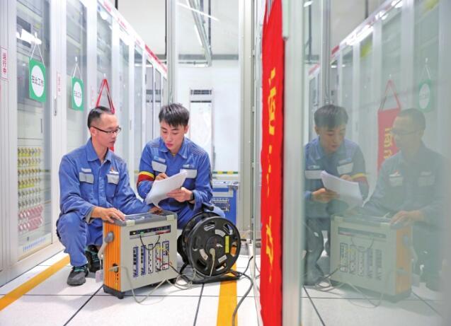 南方五省区用电增长强势攀升10.4%