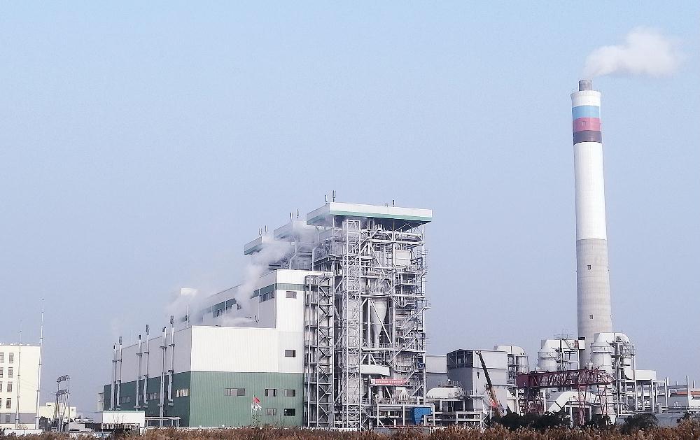 浙江独山港热电3号机组投产发电