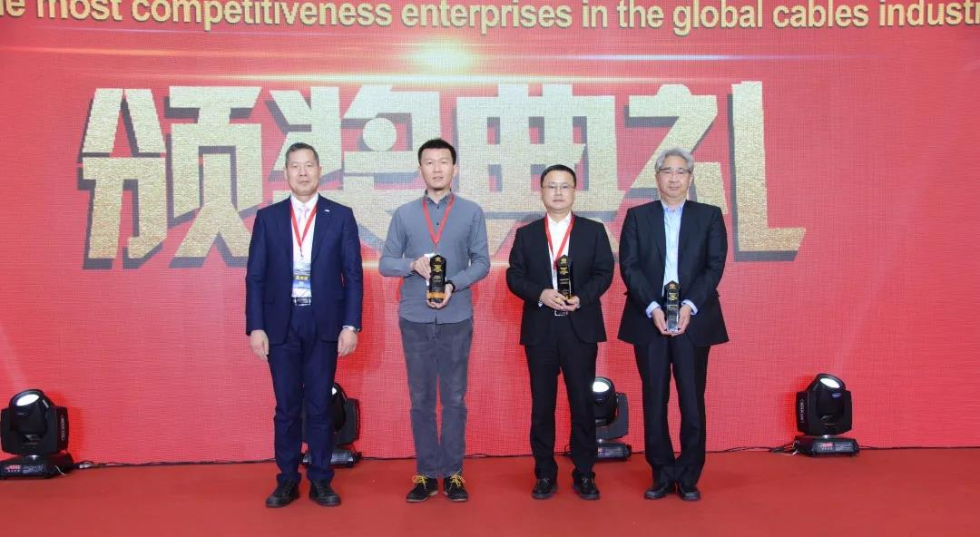 亨通跻身线缆及超高压海缆最具竞争力全球榜单第四,中国第一