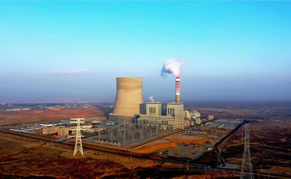 国家能源宁夏平罗电厂1号机组通过168小时试运行