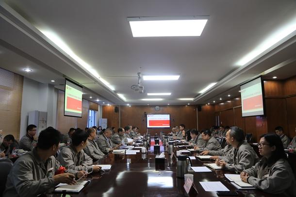 国家能源集团福建晋江热电公司开展2020年度党支部书记抓党建述职