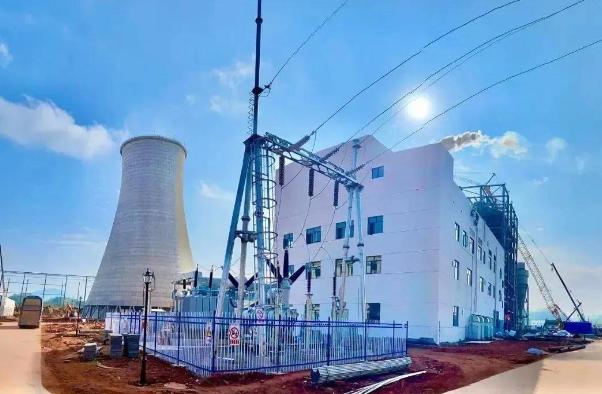 国家电投分宜电厂石城生物质项目1×30MW发电机组首次并网一次成功