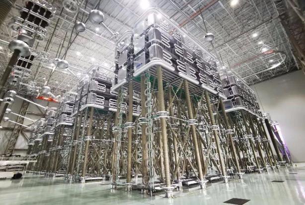 特变电工参建的昆柳龙直流工程正式投运