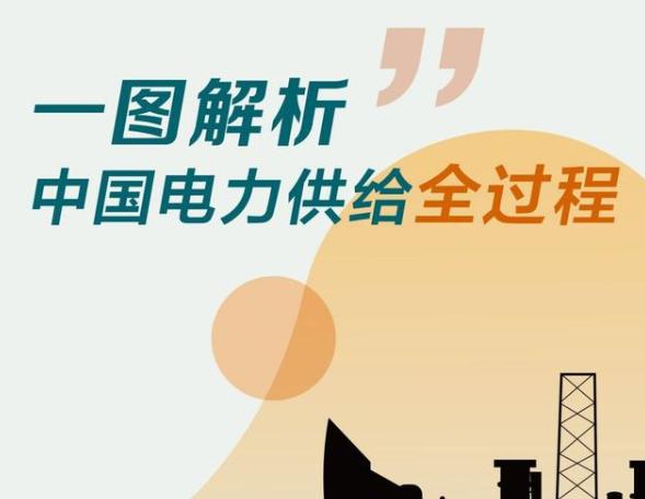 """""""拉闸限电""""将持续多久?一图解析中国电力供给全过程"""