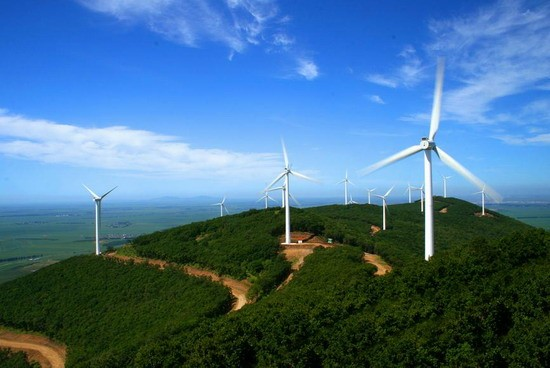 碳中和目标确立 2021年风电发展将驶入快车道
