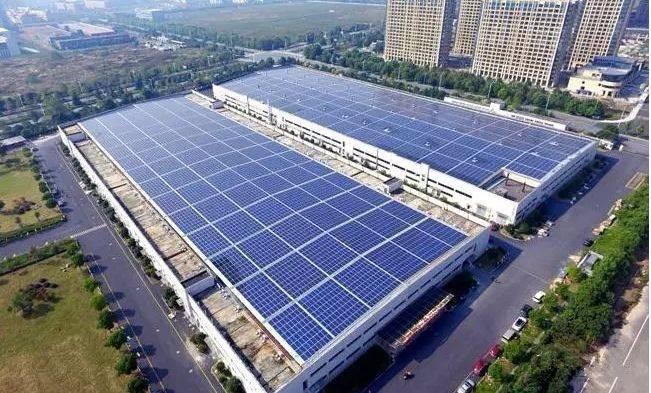 光伏发电已经取代水电成为浙江第二大电源