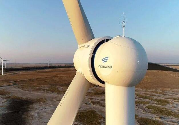 金风科技荣获Windpower Monthly 2020年度最佳陆上风电机组(4.4MW 以下)金奖