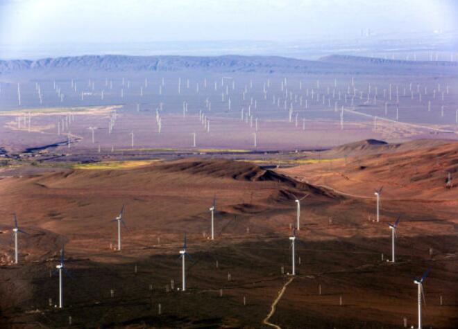 英媒統計去年中國的風電建設 字里行間都是驚嘆!