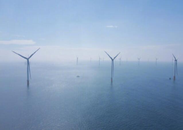 """为""""碳达峰""""拼了!大湾区最大海上风电项目投产"""