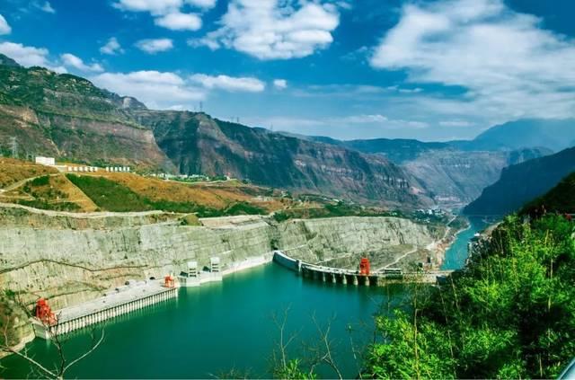 2020年云南水力发电站装机统计