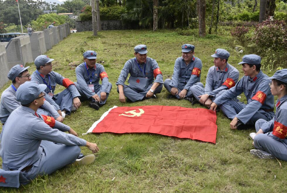 大唐海南公司组织开展党员集中培训学习