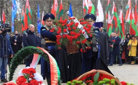 白俄罗斯纪念切尔诺贝利核事故35周年