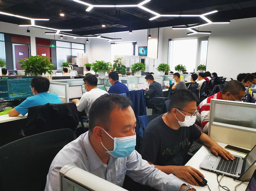 国网信通产业集团助力中国移动采购业务再升级