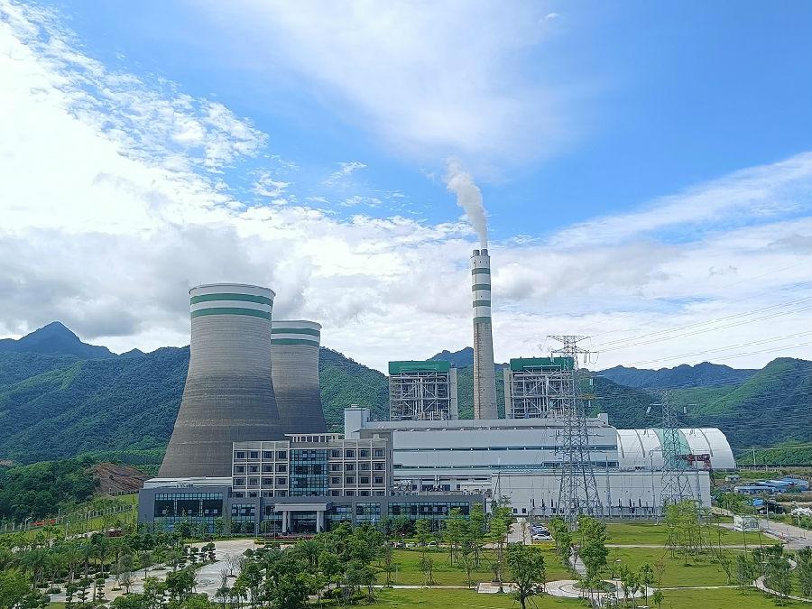 广西桂东电力贺州电厂项目投产