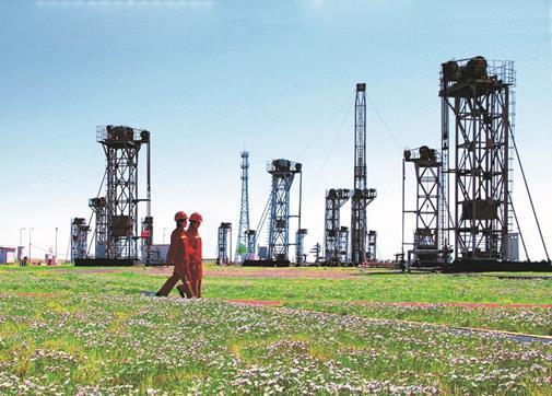 中国石油《2020年环境保护公报》发布