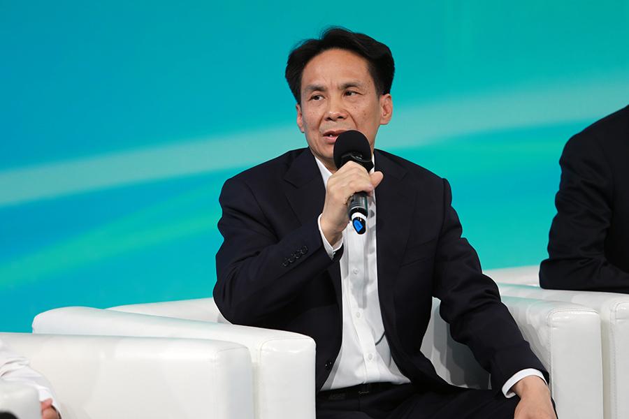 """华电物资余建华:立足公司定位 服务中国华电""""双碳""""目标达成"""