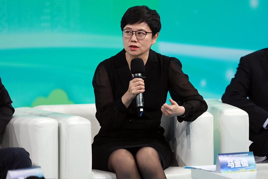 金风科技马金儒:实现碳中和目标将给新能源行业带来百万亿级投资规模