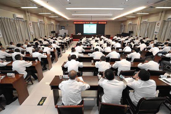 """刘家峡水电厂:""""安全月""""里话安全"""