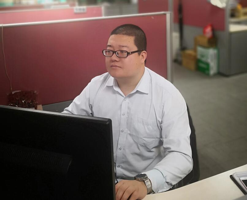 国网信通产业集团优秀共产党员冯东:理想路上的奋斗者