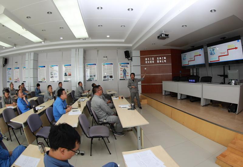 国能阳宗海公司完成半年度SDA/SGA结项评审