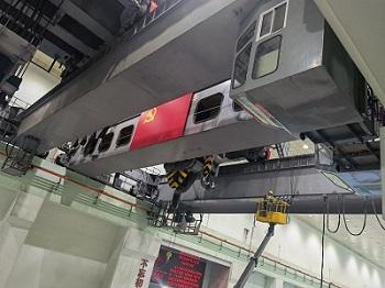 国网刘家峡水电厂稳步推进桥式起重机大修工作